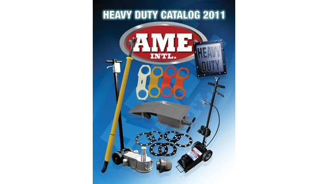 2011 Heavy Duty catalog