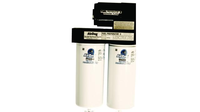 FP150 or FP250 Fuel Preporator