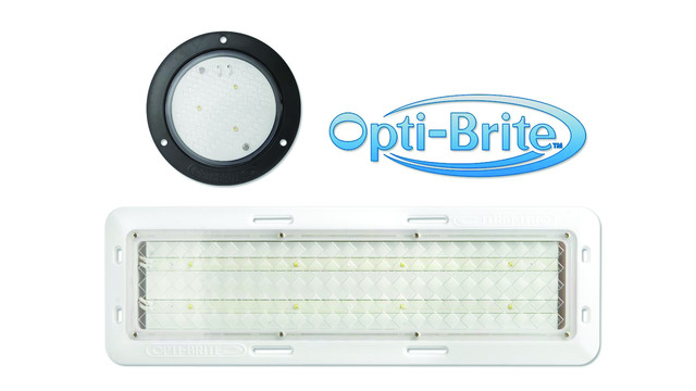 Opti-Brite LED Interior Lights