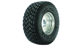 G278 MSD Super Single Tire
