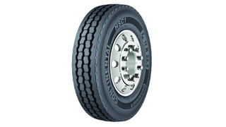 HSC1 (Heavy Steer Construction) tire