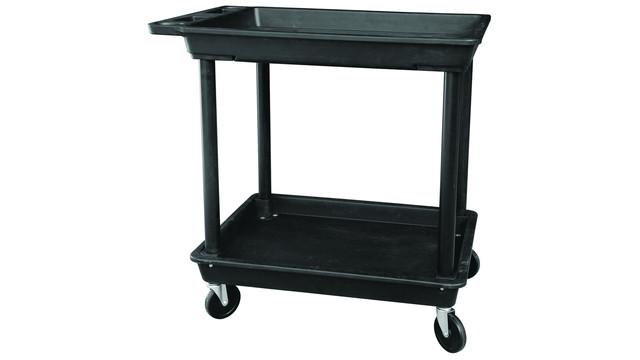 Two-Shelf Heavy Duty Monster Cart, No. MSTTC1100