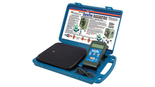 ChargeTron refrigerant scale