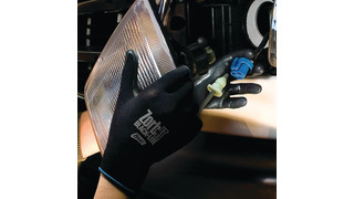 Zorb-It Black-Lite glove