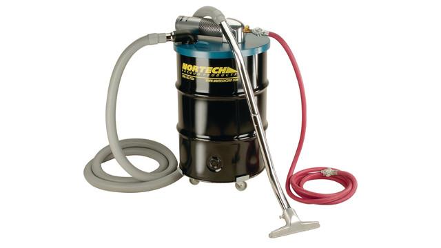 pneumatic air-powered vacuums