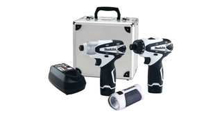 LCT302W 10.8V Lithium-Ion Compact 3-Piece Combo Kit
