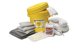 Oil Eater emergency spill kit
