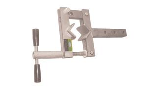 1117V MacPherson Strut Compression Vise Adapter