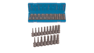 1/2 Drive Impact Hex Driver Set No. 1598HC