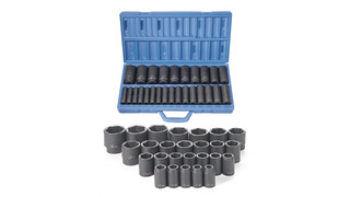 1/2 Drive Metric Master Impact Socket sets