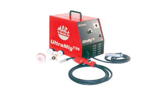 135 AMP Ultra Mig Welder