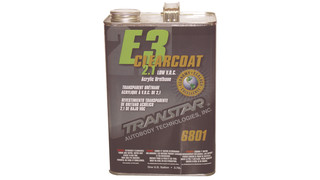 2.1 V.O.C. E3 Clearcoat, No. 6801
