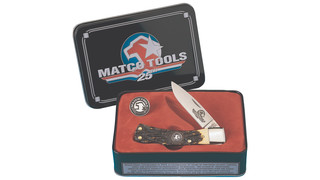 25th Anniversary Lockback Knife and Collectors Pin set