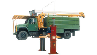 26,000 and 30,000 lb. Capacity 2-Post Lift Information