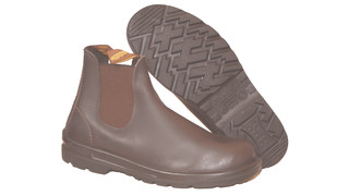 3-Piece WeatherSealed Leather Upper No. 490