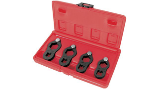 4-Piece Butterfly Socket Set