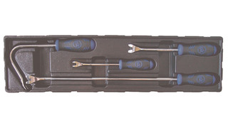 4 Piece Upholstery Tool Set, No. CTG1010S