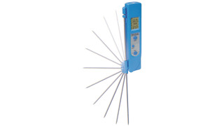 52226 Dual Temp Infrared/Probe Thermometer