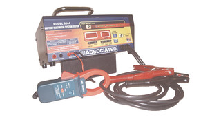 6044 automated battery/electrical system tester
