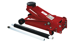 66035 3-1/2-ton capacity and 6613 2-ton capacity service jacks