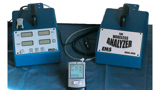 8000/5002 Model 5 Gas Wireless Analyzer
