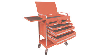 8045 Professional-duty 5 Drawer Service Cart