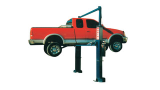 9000ACF 9,000-lb. capacity and 10000ACF 10,000-lb. capacity 2-post asymmetric lifts