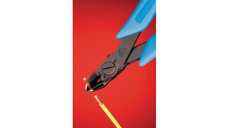 9100F Micro-Shear flush cutter with lead retainer