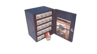 AB101H oxygen sensor cabinet