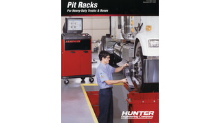 accessories catalogs for wheel alignment, lift racks, brake lathes, wheel balancers and tire changer