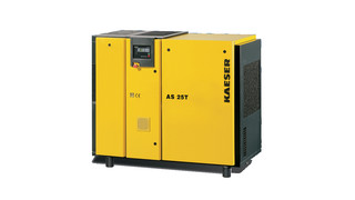 AS-T series of rotary screw compressors