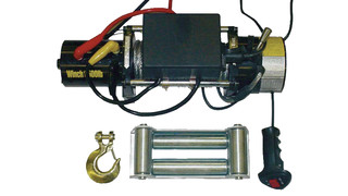 Atlas winches