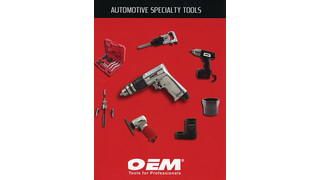 Automotive Specialty Tools Catalog