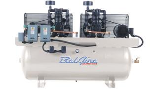 BelAire's duplex compressors
