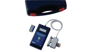 Belt tension gauges
