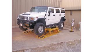 Blazer 9000 lift