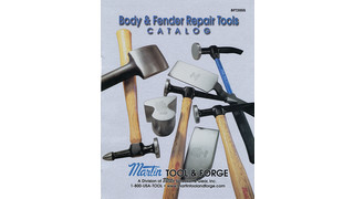 Body and Fender Repair Tools catalog