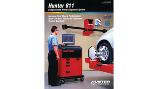 Brochure on Hunter 811 System