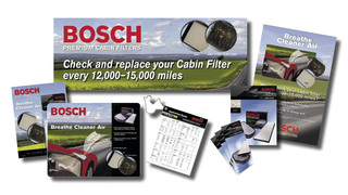 Cabin Filter Program Literature