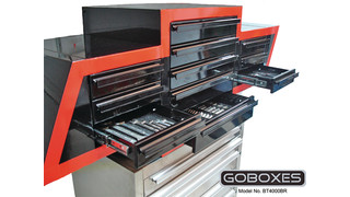 Chevrolet tool boxes