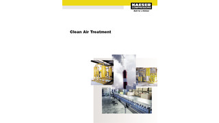 Clean Air Treatment Equipment  Catalog