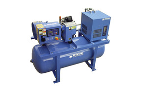 CL Series Screw Compressor