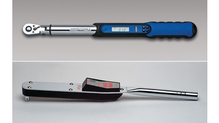 Computorq II and III electronic torque wrenches