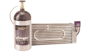 CryO2 Intercooler Sprayer Kit