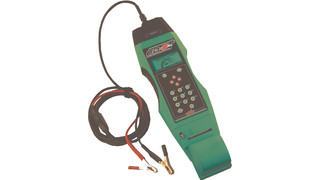 ED-182 Battery ' Electrical System Analyzer