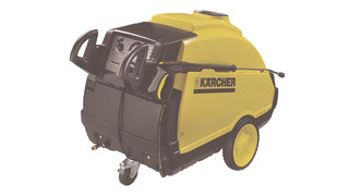 Electric-Powered, Diesel-Heated Pressure Washers