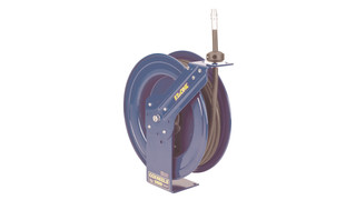 EZ-COIL reels (in blue)