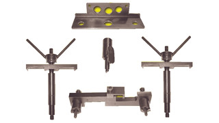 Factory Correct Cam Securing Fixtures