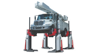 Family of Wireless Portable Lift System
