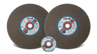 Fast Cut cut-off wheels  4-1/2 to 14